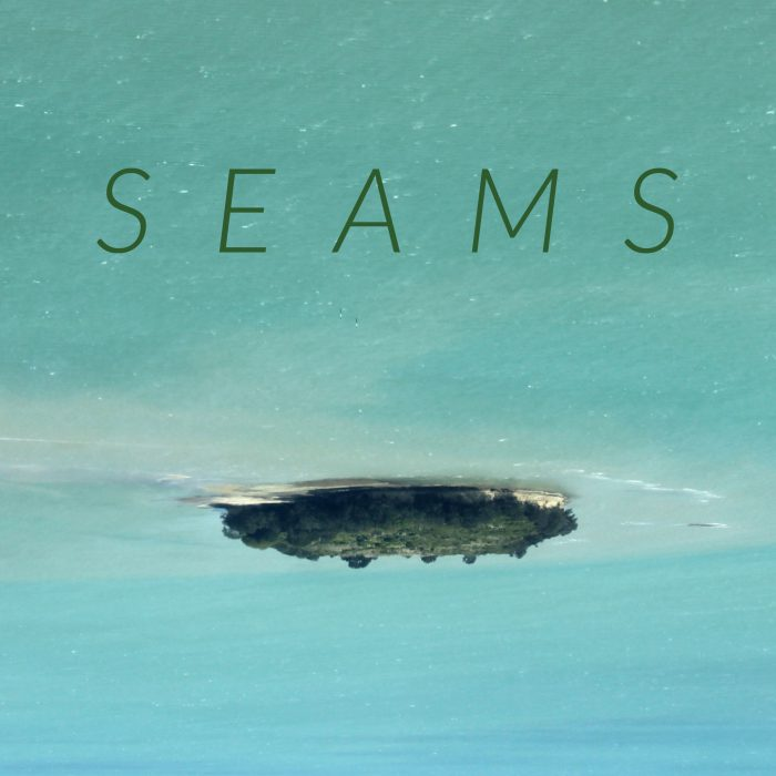 The artwork for the single SEAMS